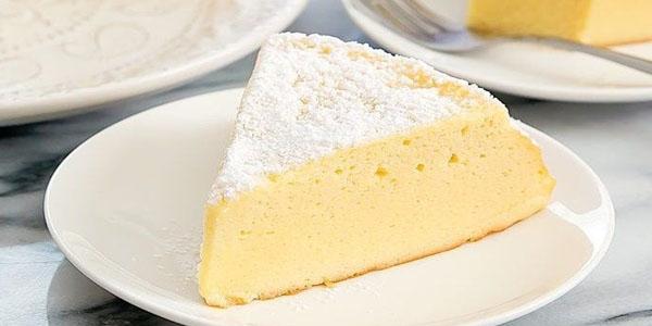Cheese Cake Kukus